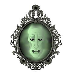 The magic mirror vector
