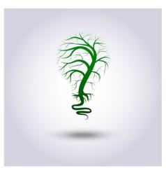 idea environmental protection vector image