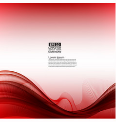 abstract red background with geometric pattern of vector image