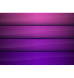 background purple stripe vector image