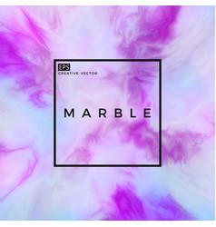 purple marble vector image