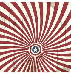 abstract background with american flag elements vector image