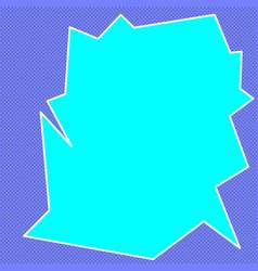 Background of broken glass vector