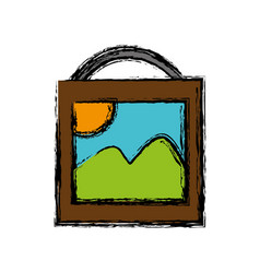 Picture icon image vector