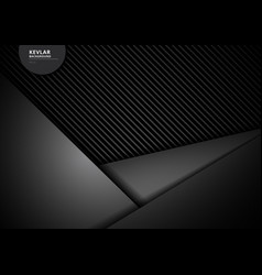 Template black geometric triangles overlapping vector