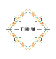 Tribal Emblem vector image
