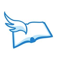 Literature symbol vector