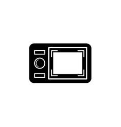 digital drawing board icon vector image