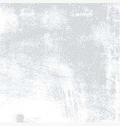 floral background - grey vector image