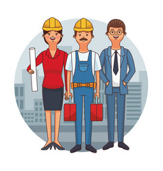 Jobs and proffesions vector