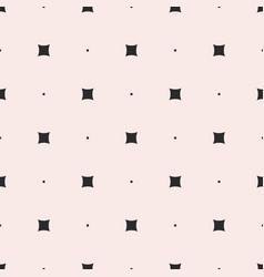 Seamless pattern modern minimalist texture small vector
