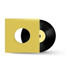 Vinyl object vector