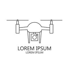 A drone vector