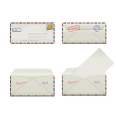 Envelope fourth vector