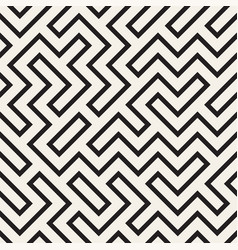 Irregular maze line lattice abstract geometric vector