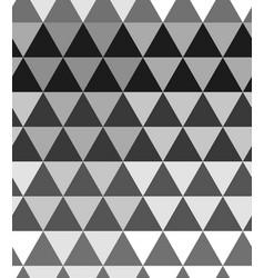 monochrome halftone seamless pattern background vector image