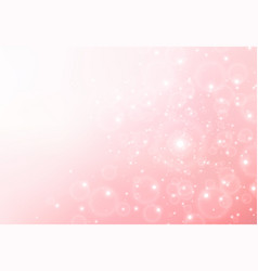 abstract pastel color pink background with vector image