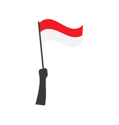 Independent day indonesia vector