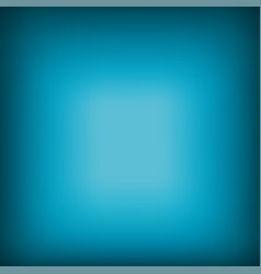 Bright colorful modern smooth juicy blue light vector