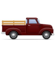 Car pickup 02 vector