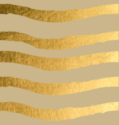 gold texture golden brush strokes pattern vector image