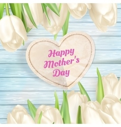 Mothers day gift background EPS 10 vector