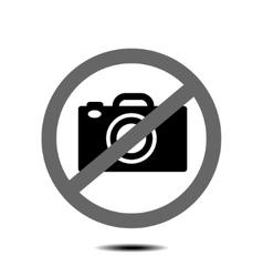 no camera vector image