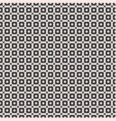 Seamless texture deco art pattern monochrome vector