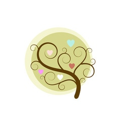 Love-Tree-380x400 vector image
