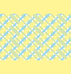 stock plaid background vector image