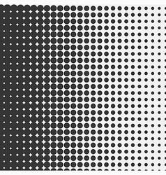 blackdot vector image vector image