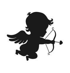 cupid symbol vector image