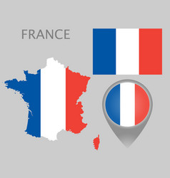 france 4 vector image