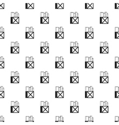 School chalk pattern simple style vector
