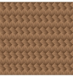 seamless pattern parquet vector image vector image