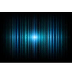 vertical lines blue vector image