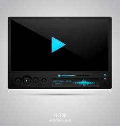 Media player vector