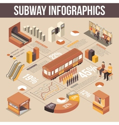 1608i105003Sm005c11subway isometric infographics vector