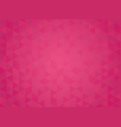 abstract geometric red gradient background vector image