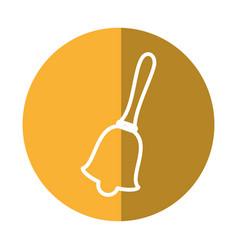 handbell icon image vector image