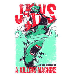 Jaws vector