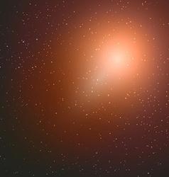 Night sky background vector