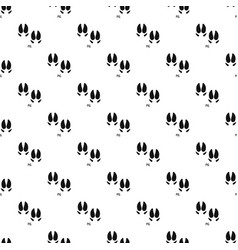 Pig step pattern seamless vector
