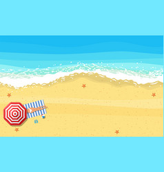 women lying on beach and sunbathing vector image