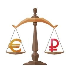 money logo design template banking vector image vector image