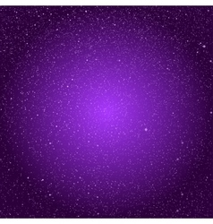 Background snowflakes Purple ice storm vector