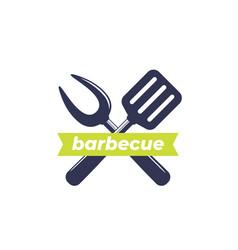barbecue bbq logo vector image