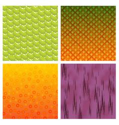 Fruit texture vector