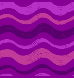 Hand drawn ethnic pattern seamless background vector