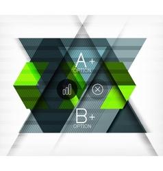 Grey tech background vector